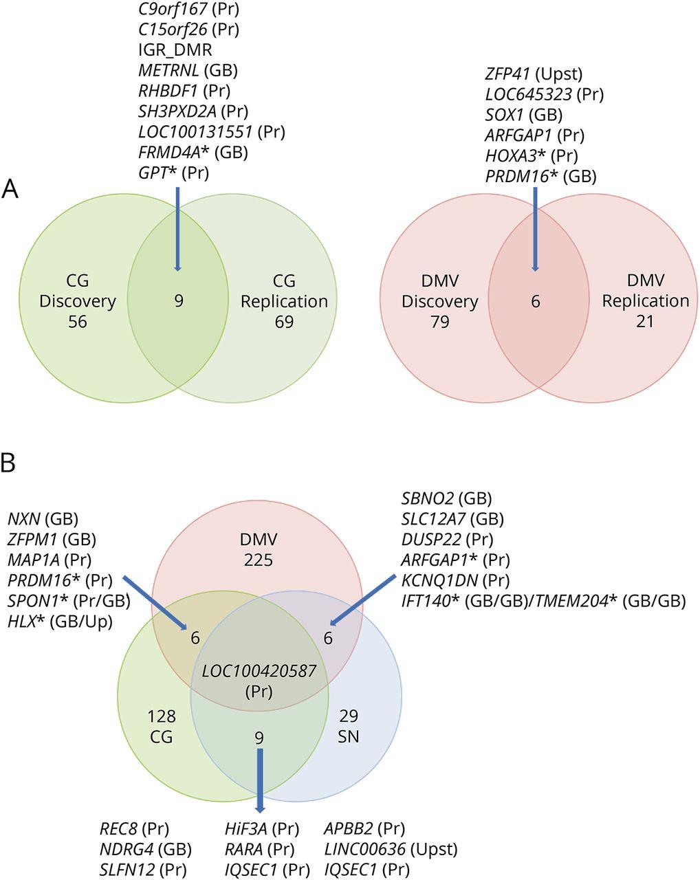 Genome-wide brain DNA methylation analysis suggests