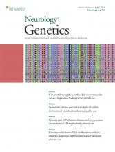 Neurology Genetics: 5 (4)
